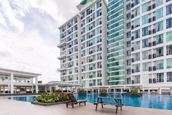 Duplex Suite @ The Scott Garden Kuala Lumpur