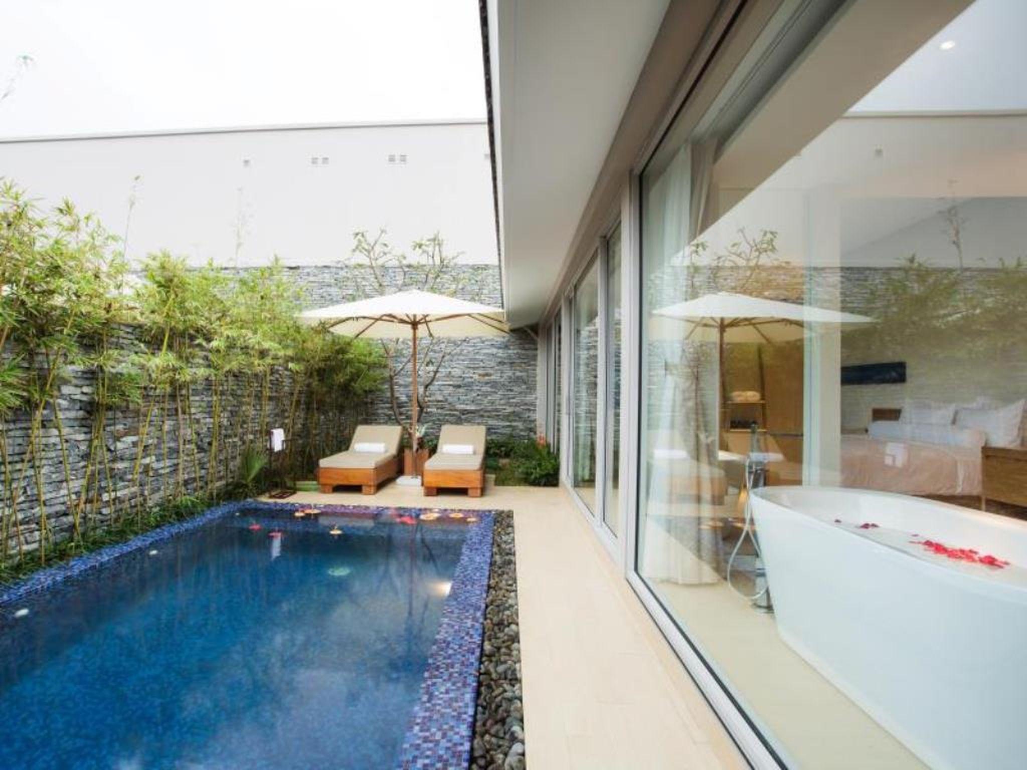 Retreat  Villa 2 Bed Rooms  Da Nang