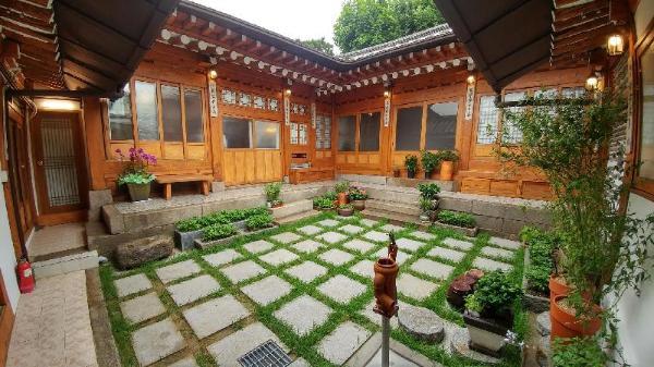 Bukchon Sosunjae Hanok Guesthouse Seoul