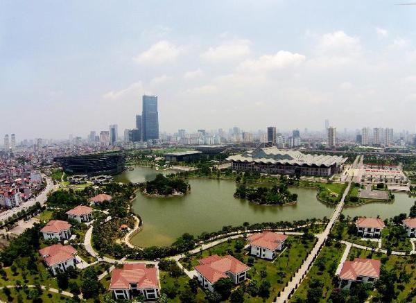 NCC Garden Villas Hanoi