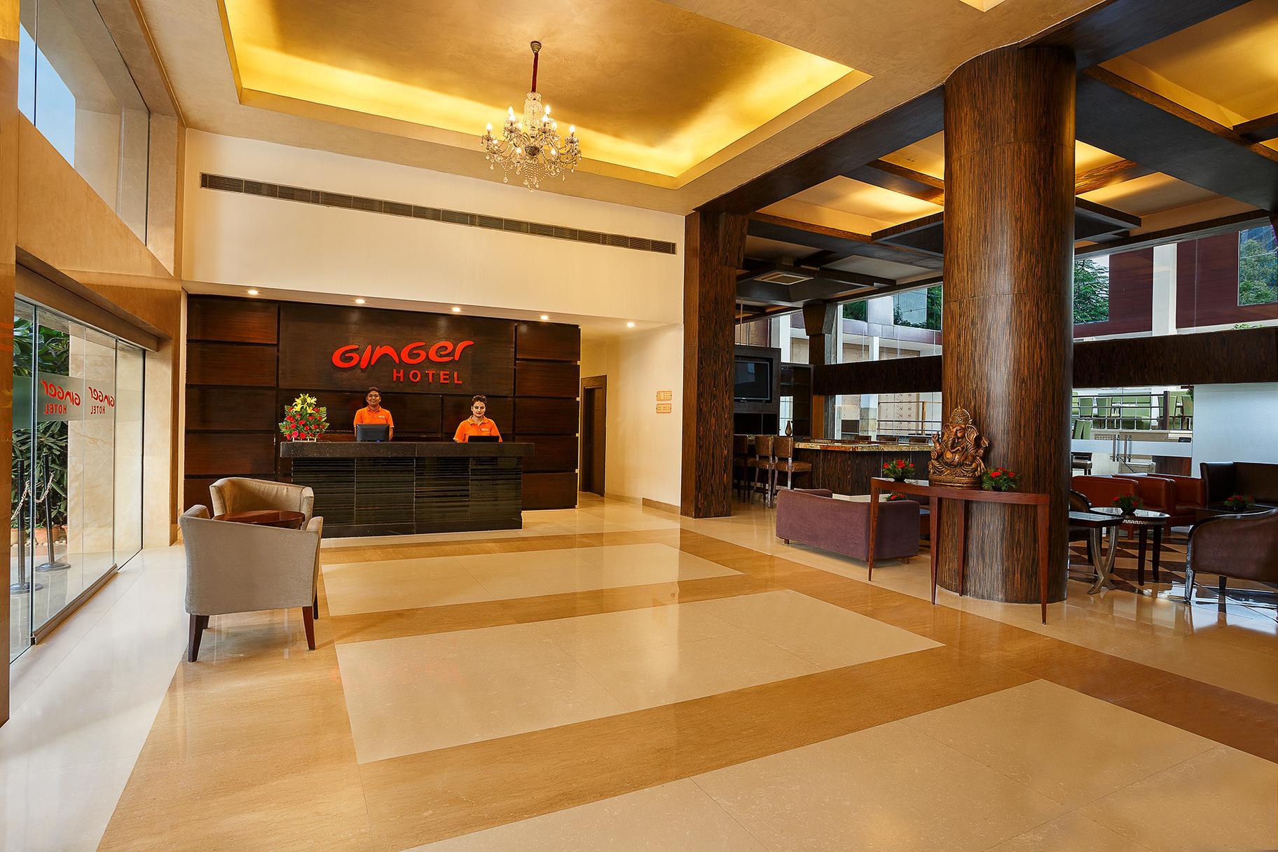 Discount Ginger Hotel Gurgaon