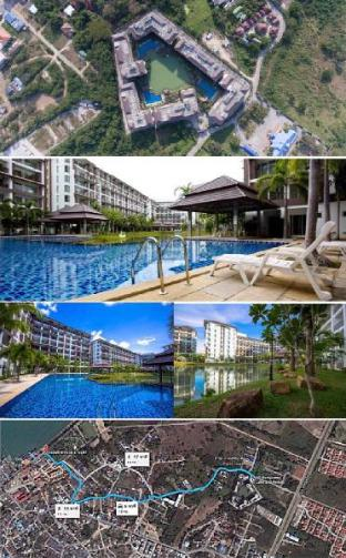 [バンサライ]アパートメント(51m2)| 1ベッドルーム/2バスルーム AD Condo