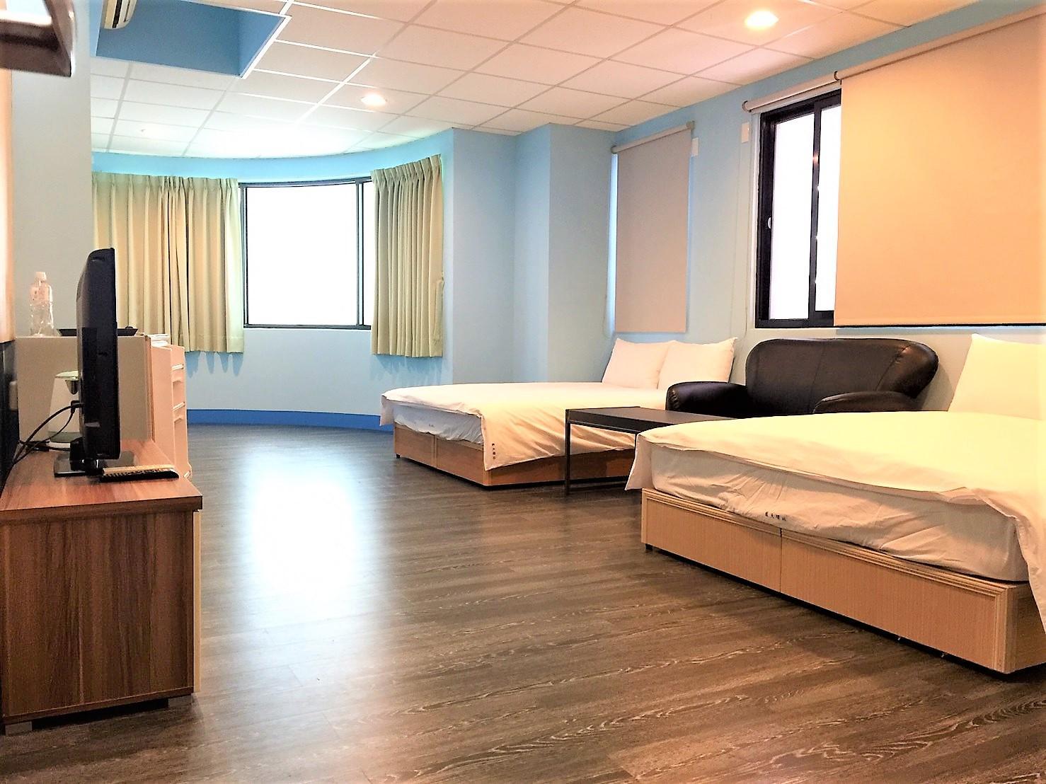 Blue Sky Hostel II   502