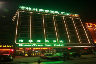 Фото отеля GreenTree Inn Puyang Jingkai Avenue Wuyi Road Business Hotel