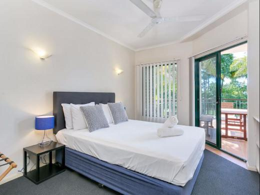 Tropic Towers - One Bedroom Apartment