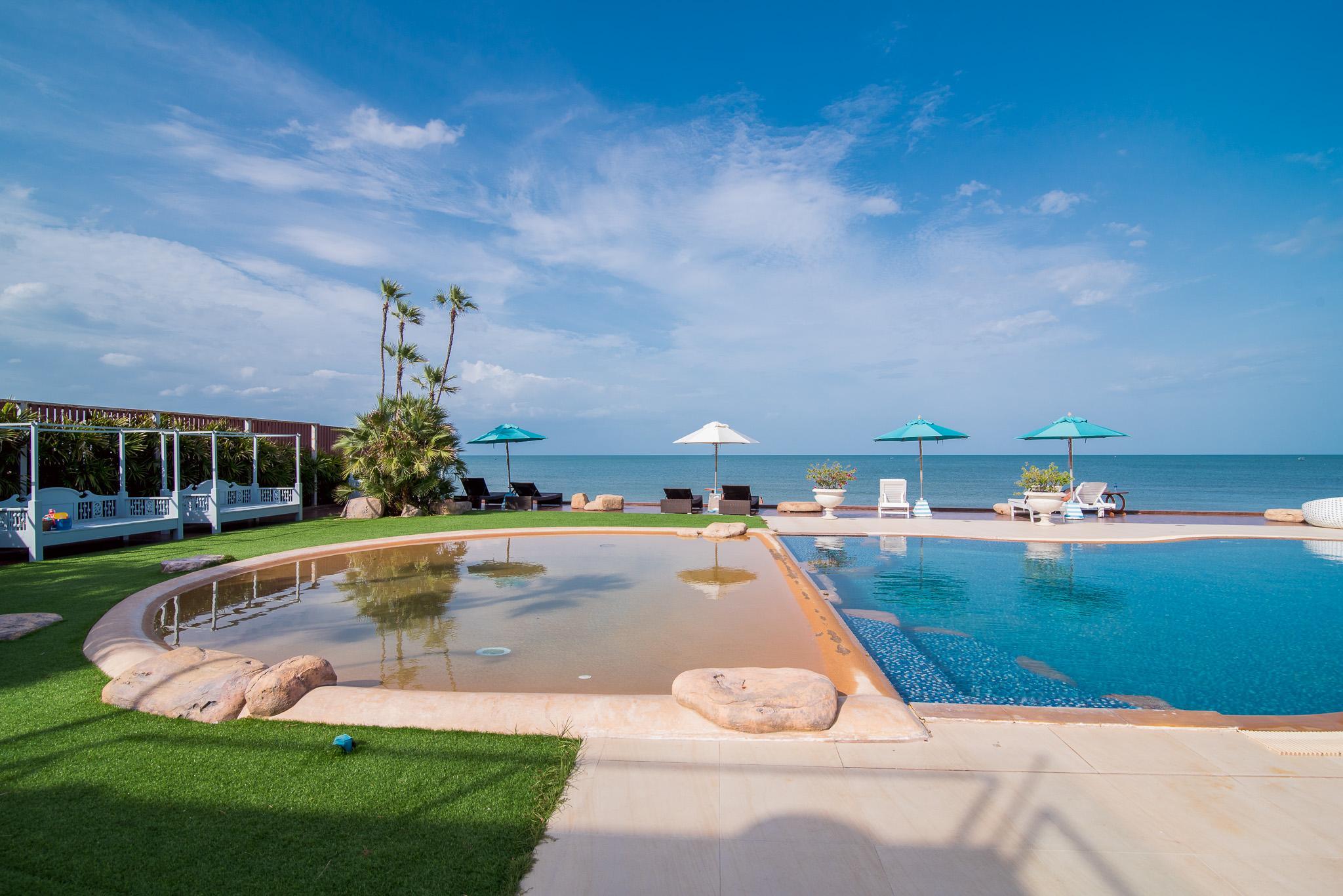 My Resort Hua Hin Service Apartment With Seaview
