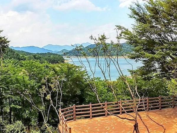 Hapcheon hosu view smile pension Gyeongsangnam-do