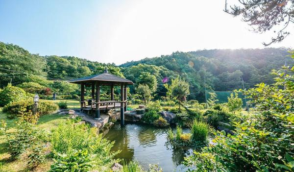 Yanggaksan pension Jeonju-si