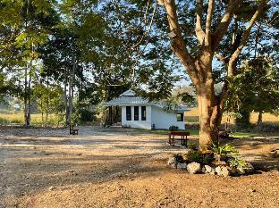 [フアイチョンプー]スタジオ 一軒家(50 m2)/1バスルーム Pa Sak Tong 338, 1BR near Singh Park White Temple