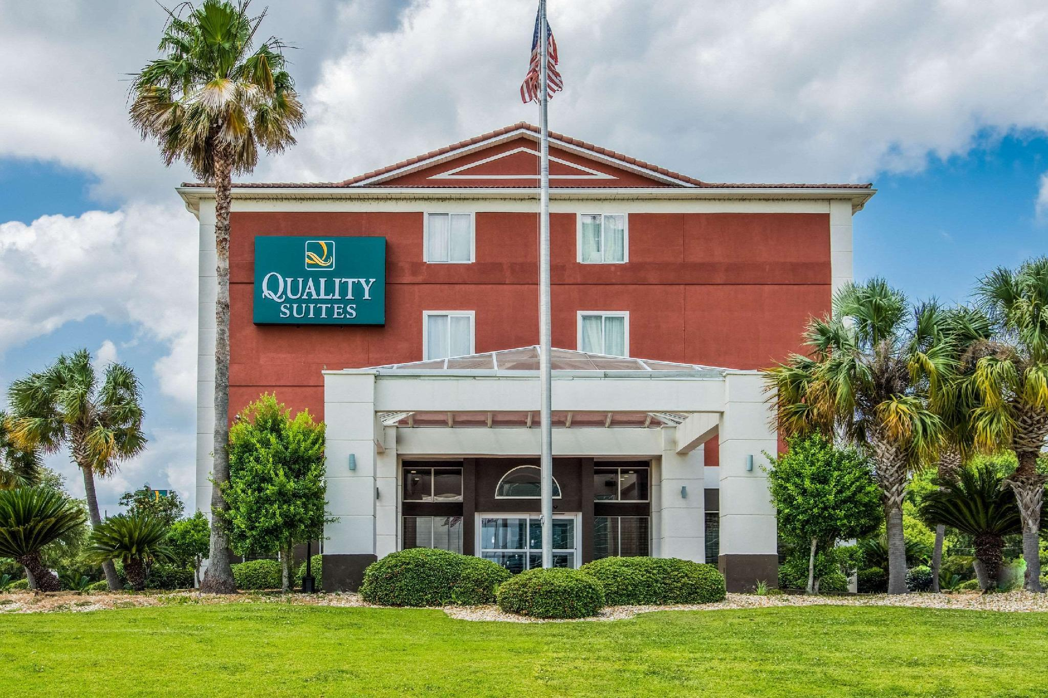 Quality Suites Downtown Convention Center