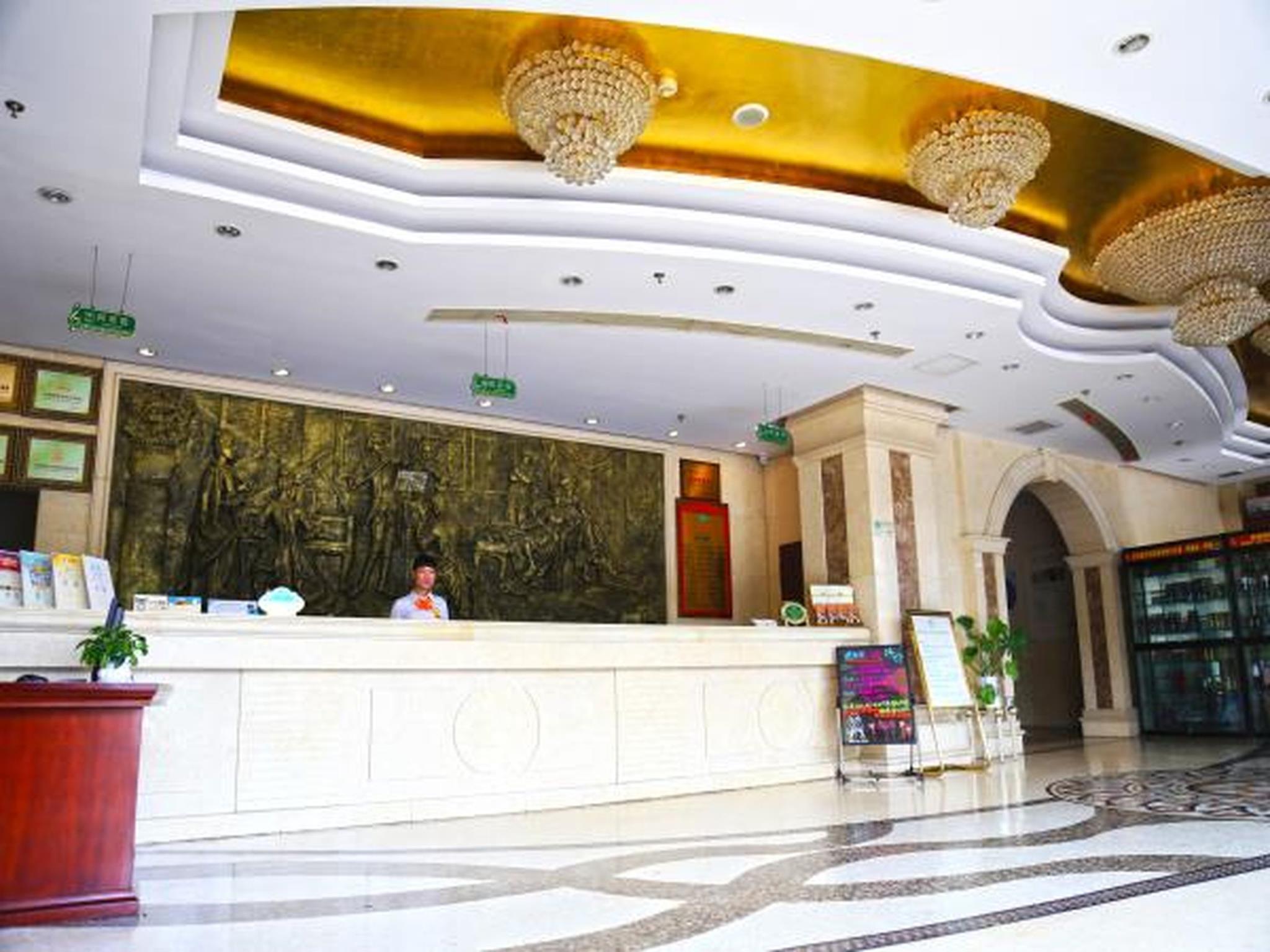 Vienna Hotel Suzhou Likou furniture city Branch