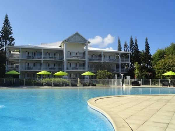 Residence La Plantation And Spa