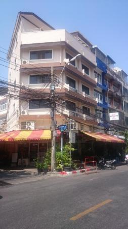 Namjaithai hostel Bangkok