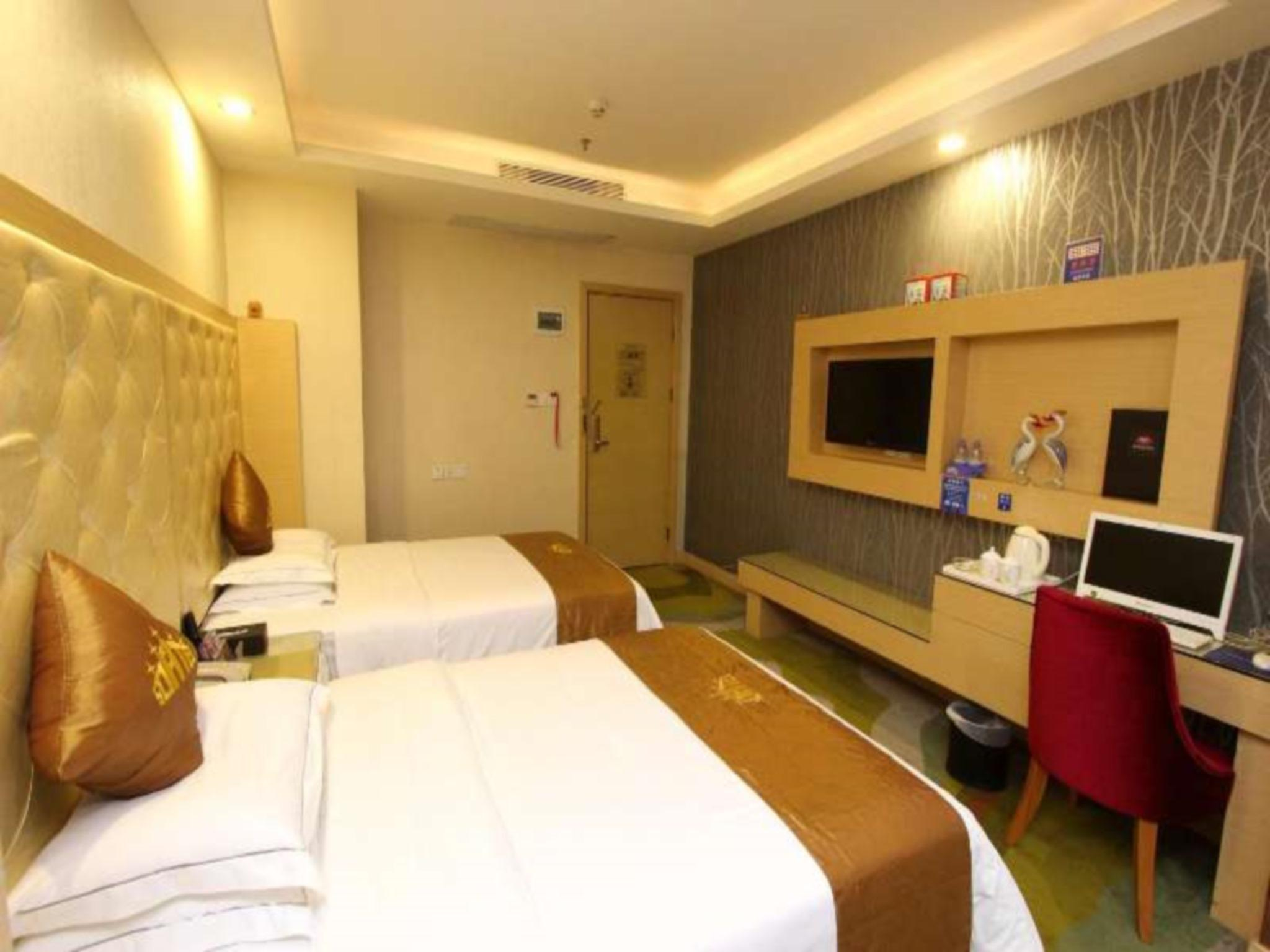 Weiyali Hotel Shenzhen Railway Station Luohu Port Branch