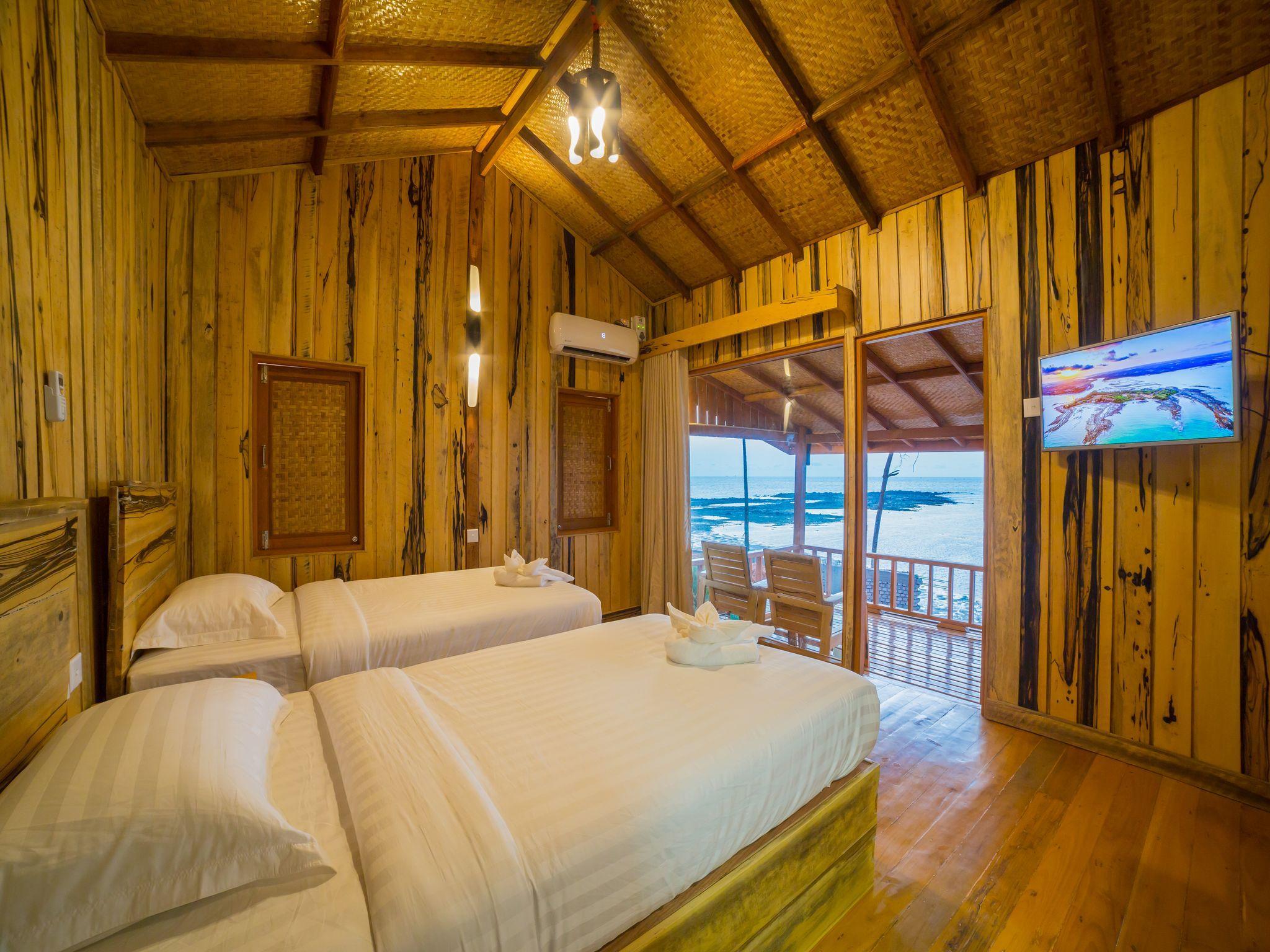 🟊 Coral View Resort - Chaungtha Beach - Myanmar