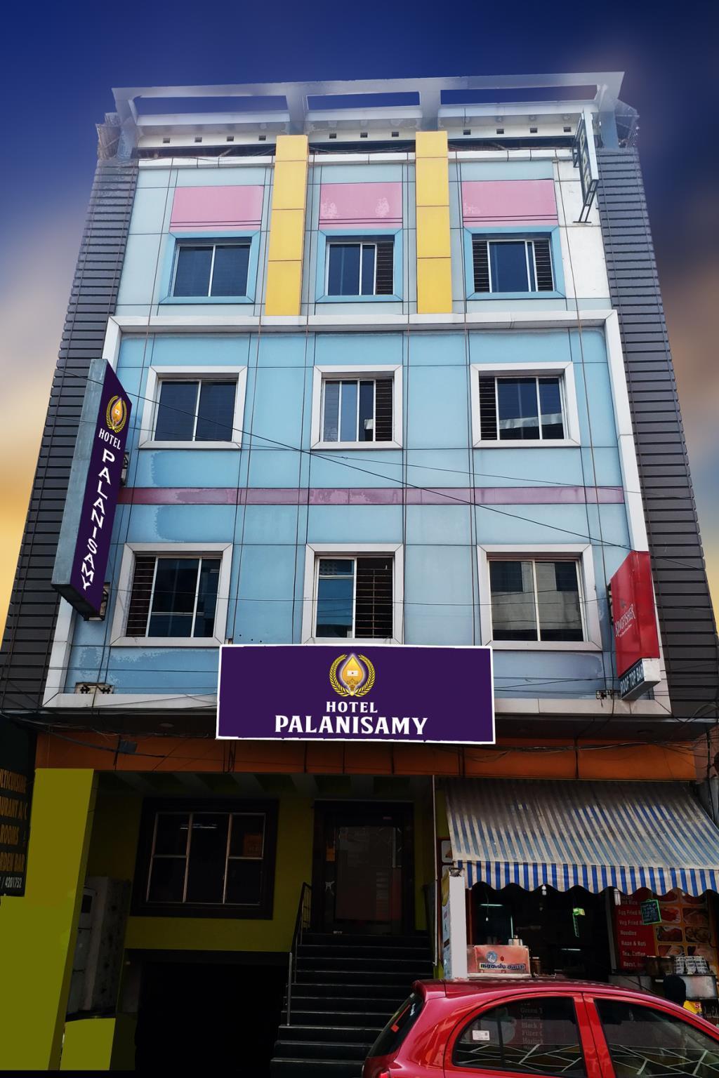 Hotel Palanisamy   MG Road