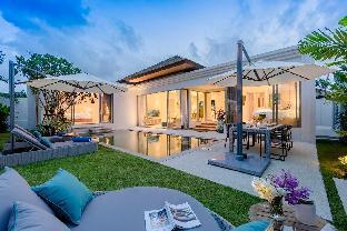 [バンタオ]ヴィラ(454m2)| 3ベッドルーム/3バスルーム Baanjai Trichada Villa Phuket