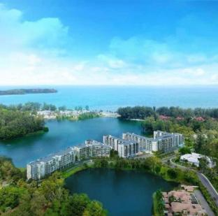 [バンタオ]アパートメント(45m2)| 1ベッドルーム/1バスルーム Cassia Phuket