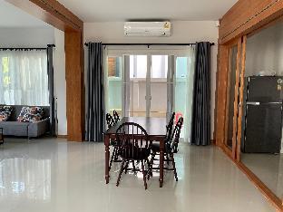 [メーヒア]ヴィラ(300m2)| 4ベッドルーム/4バスルーム Homestay- room of Single-family villa in sansaran