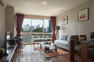 [スクンビット]アパートメント(65m2)| 1ベッドルーム/1バスルーム Sukhumvit Loft Life 150m from BTS Thonglor
