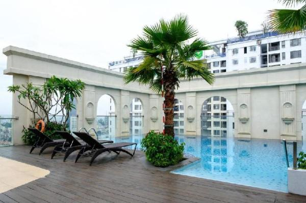 Icon 56, Apart 80m2, 2 Bedrooms, 2 WC, district 4 Ho Chi Minh City