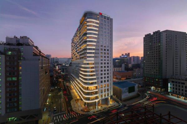 Daegu Marriott Hotel Daegu