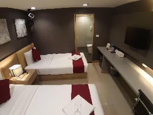 プラトゥーナム 19 ホテル Pratunam19 hotel