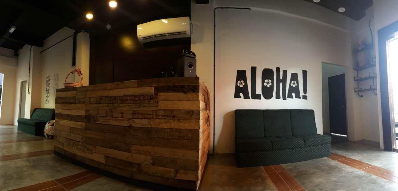 Aloha Capsule Hostel