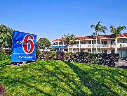 Motel 6 Los Angeles   Pomona