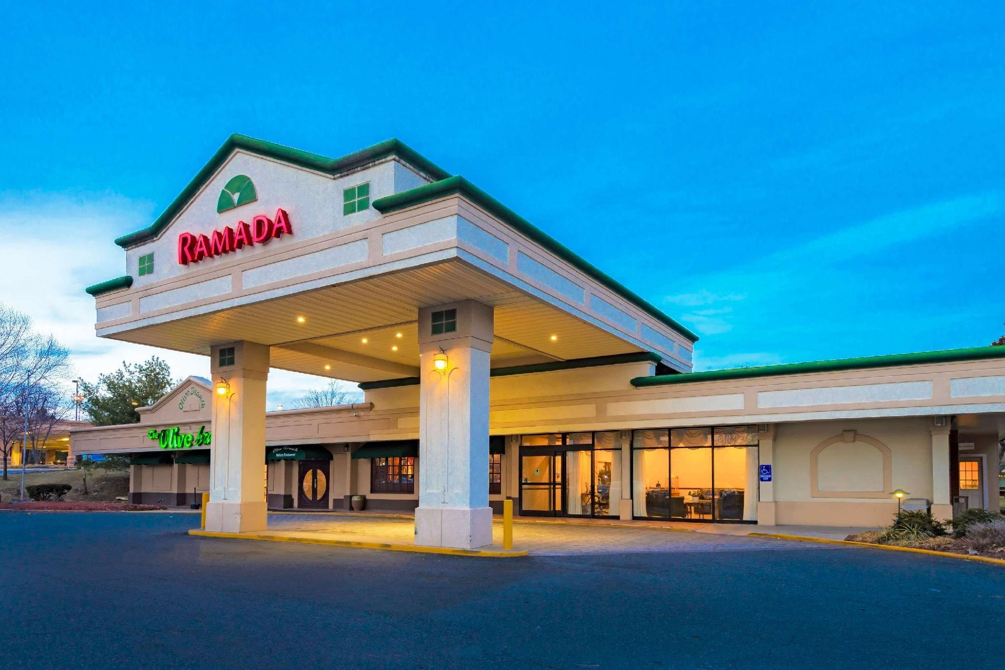 Ramada By Wyndham Pikesville Baltimore North