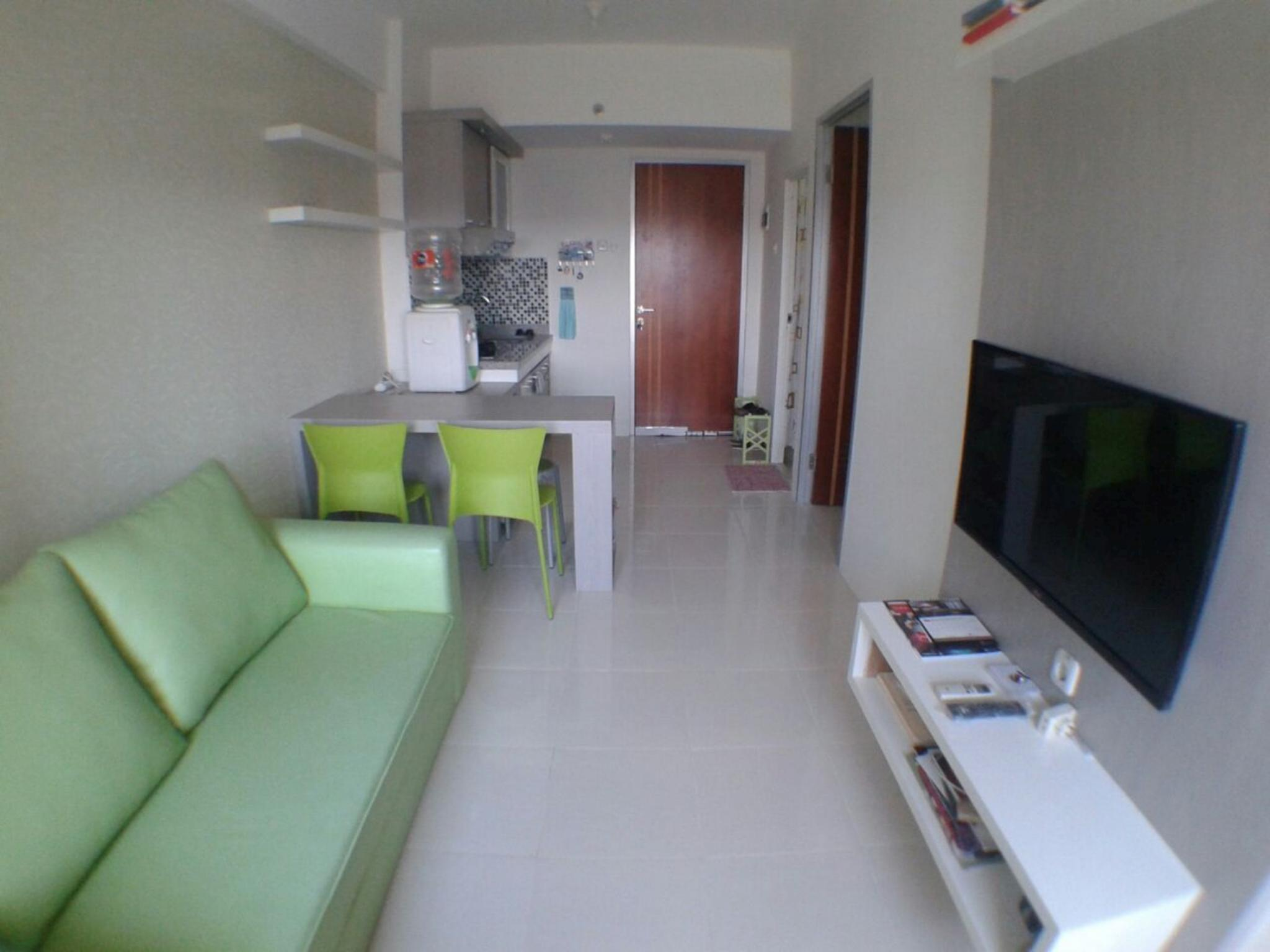 2 Bedroom 2 Puncak Kertajaya Apartment Rava Home