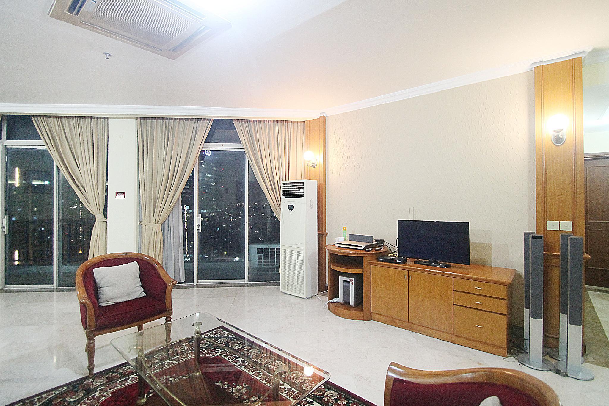 2 Bedroom Junior Penthouse At Puri Casablanca