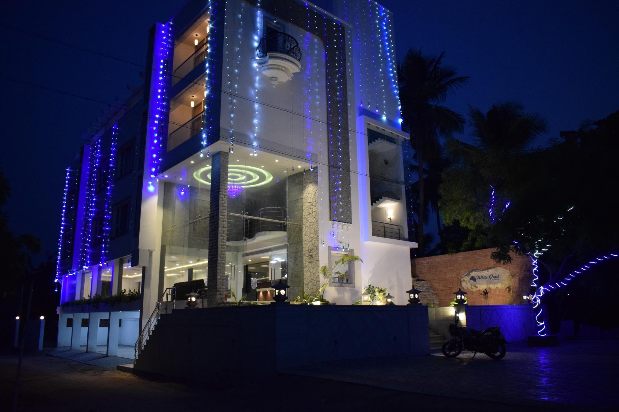 White Pearl Residency