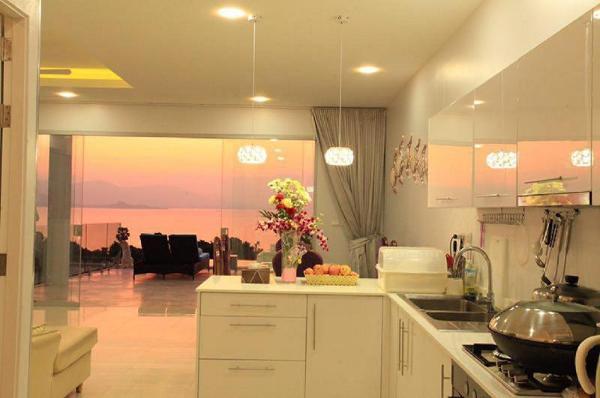 Sunset Lagoon Villa 3 with Maid/Chef, Karaoke Room Koh Samui