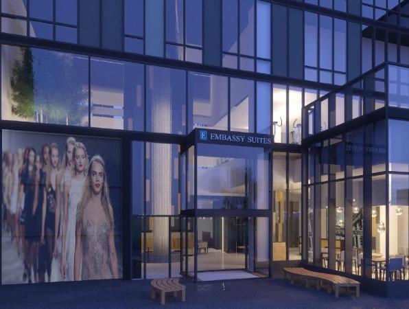 Embassy Suites by Hilton New York Midtown Manhattan New York