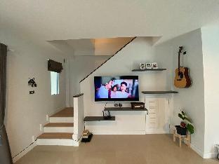 [レームチャバン]一軒家(155m2)| 3ベッドルーム/3バスルーム Fak jai HOME