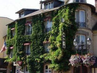 Hotel Normandie Bagnoles-de-l'Orne  France