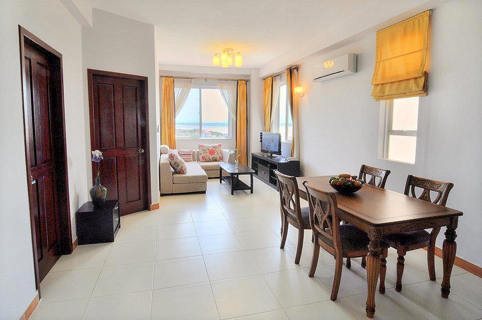 2 Bedrooms Nice Condo Unit In Phnom Penh