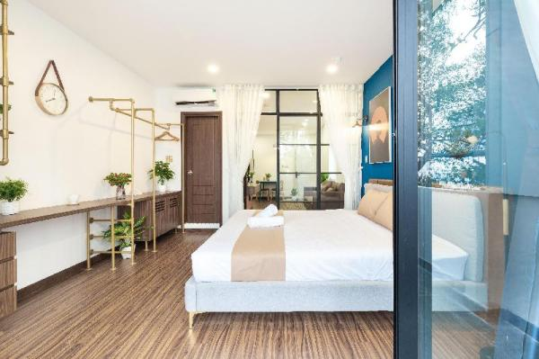Cozrum Smart - First Target Hotel Ho Chi Minh City