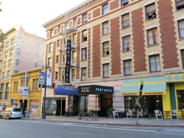 Post Hotel San Francisco