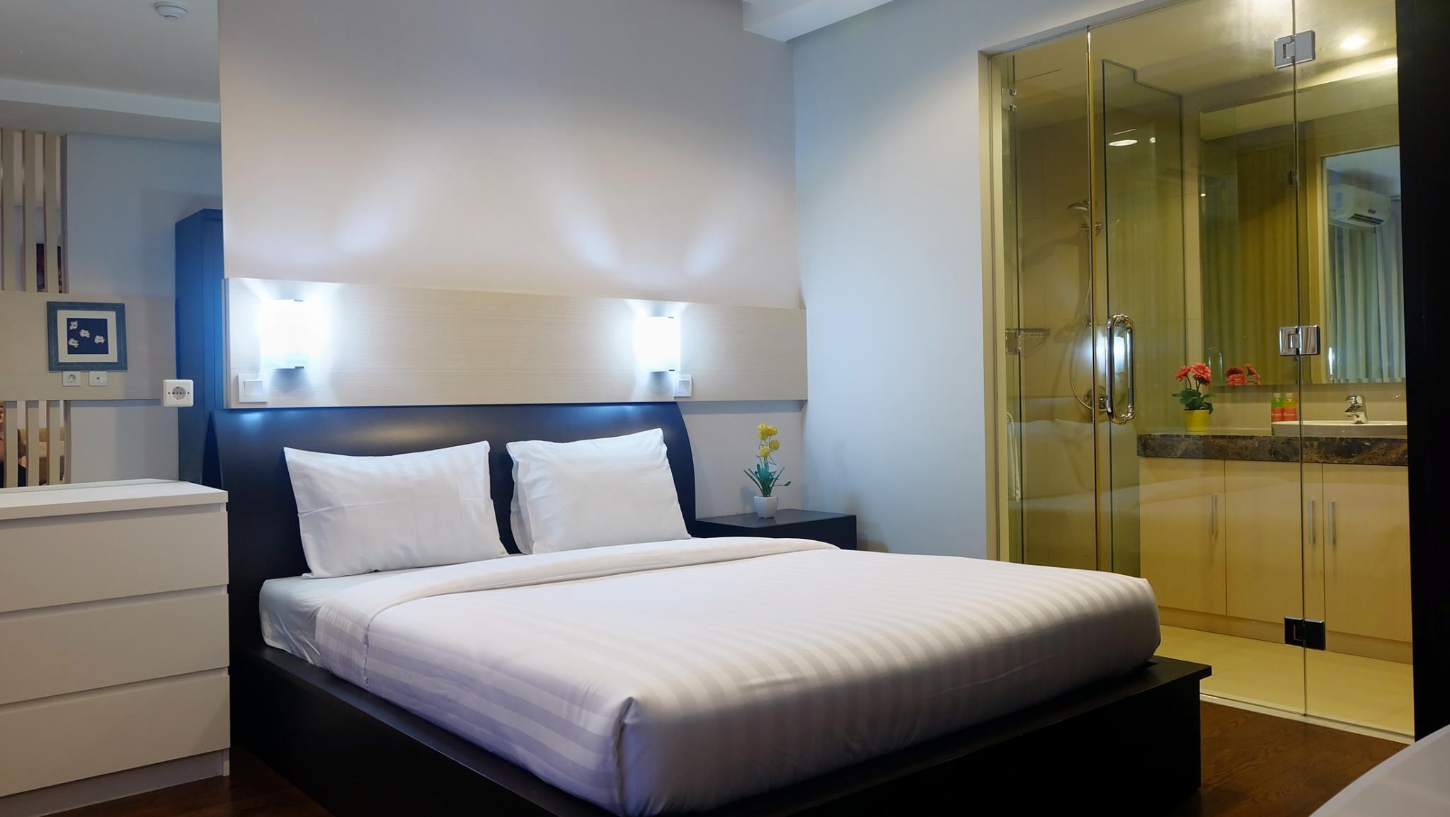 1BR Kemang Mansion Premium Apartment   Travelio
