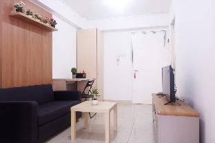 2 BR Cozy Baywalk Green Bay Apartment - Travelio Jakarta