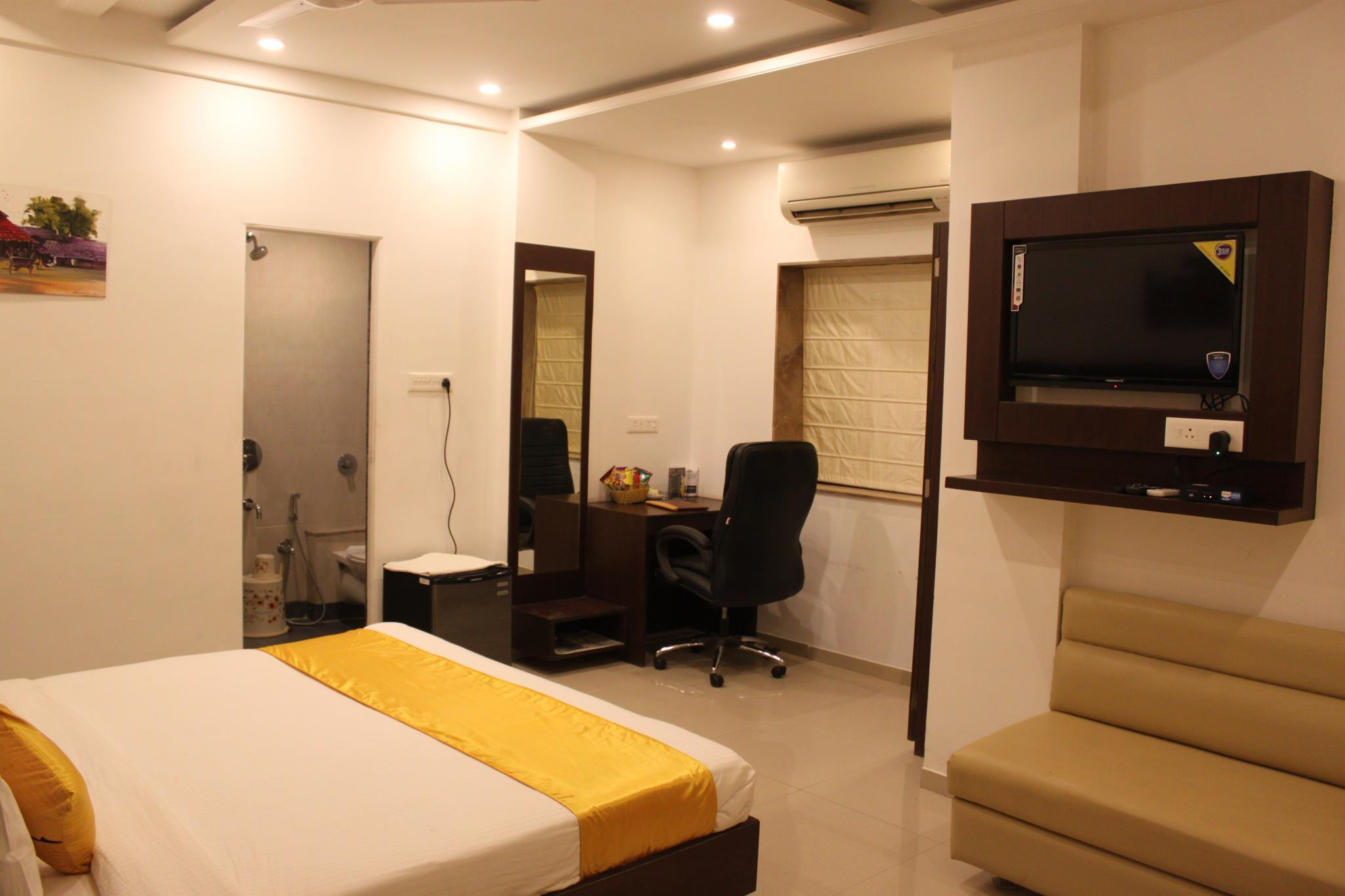 JK Rooms   Rly. Station Sitabuldi