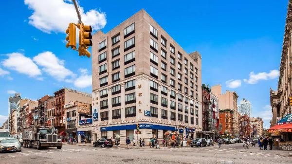 Best Western Bowery Hanbee Hotel New York