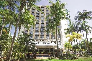 達爾文希爾頓逸林酒店