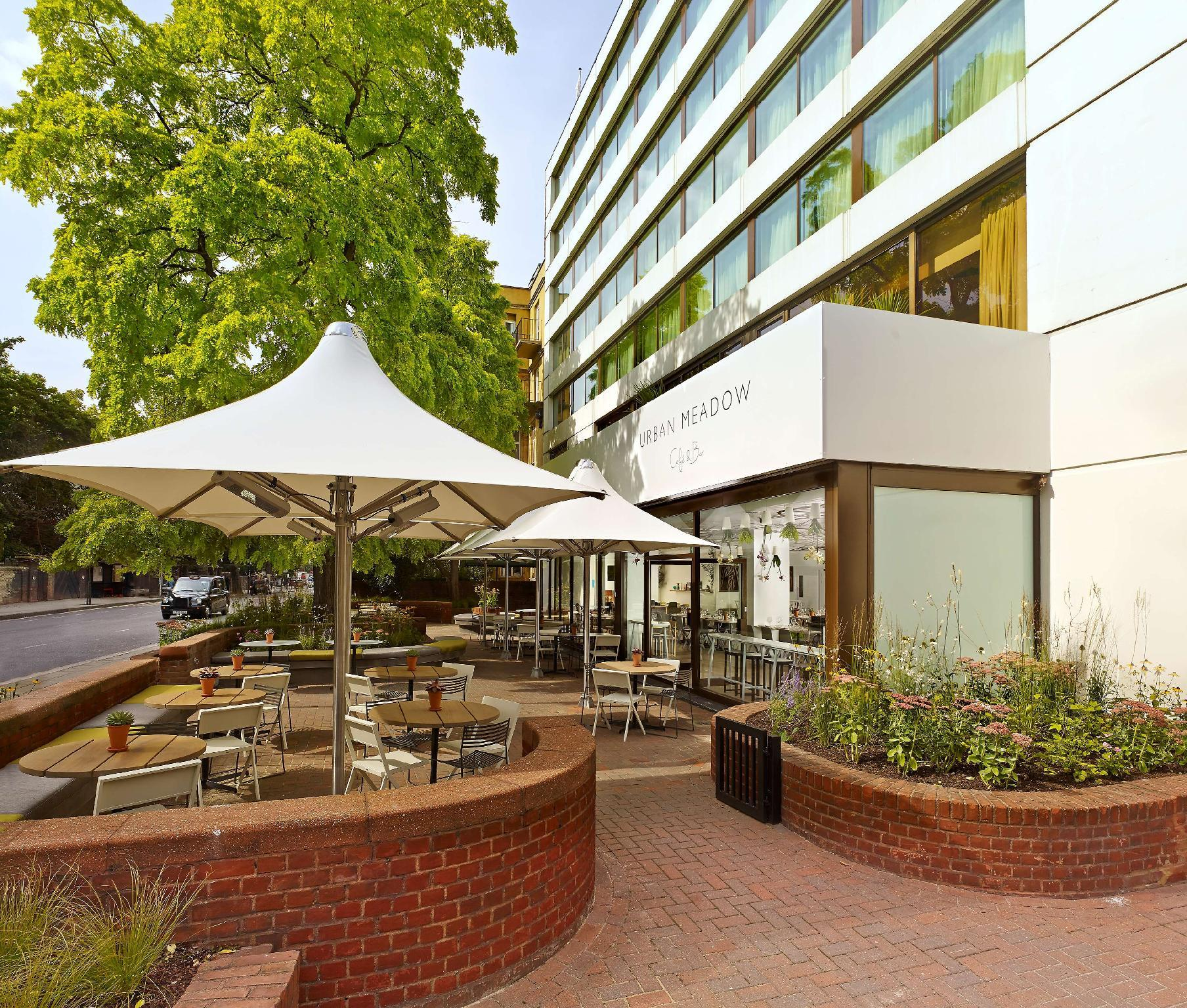 DoubleTree by Hilton London Hyde Park Hotel