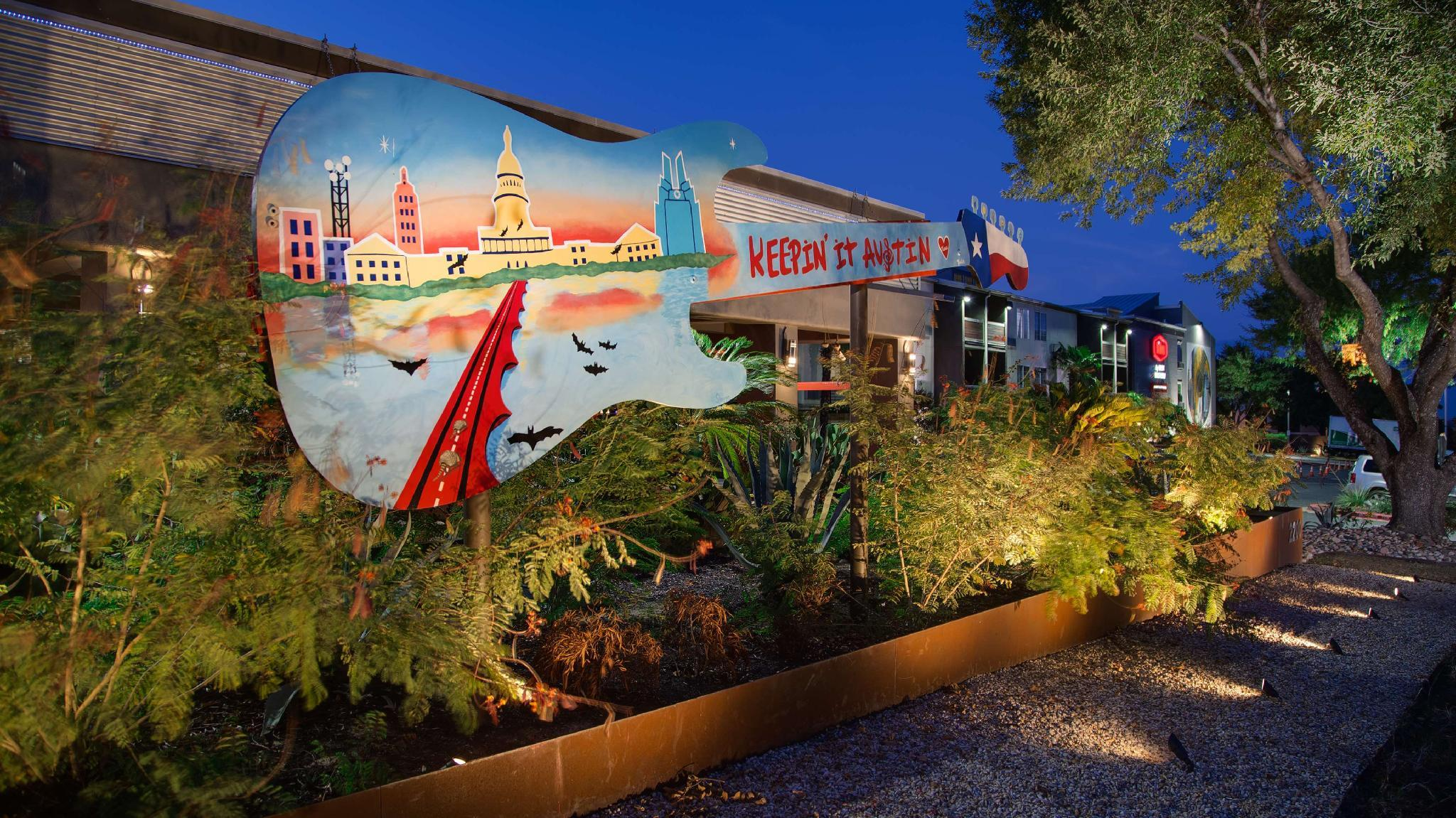 Aiden By Best Western @ Austin City Hotel