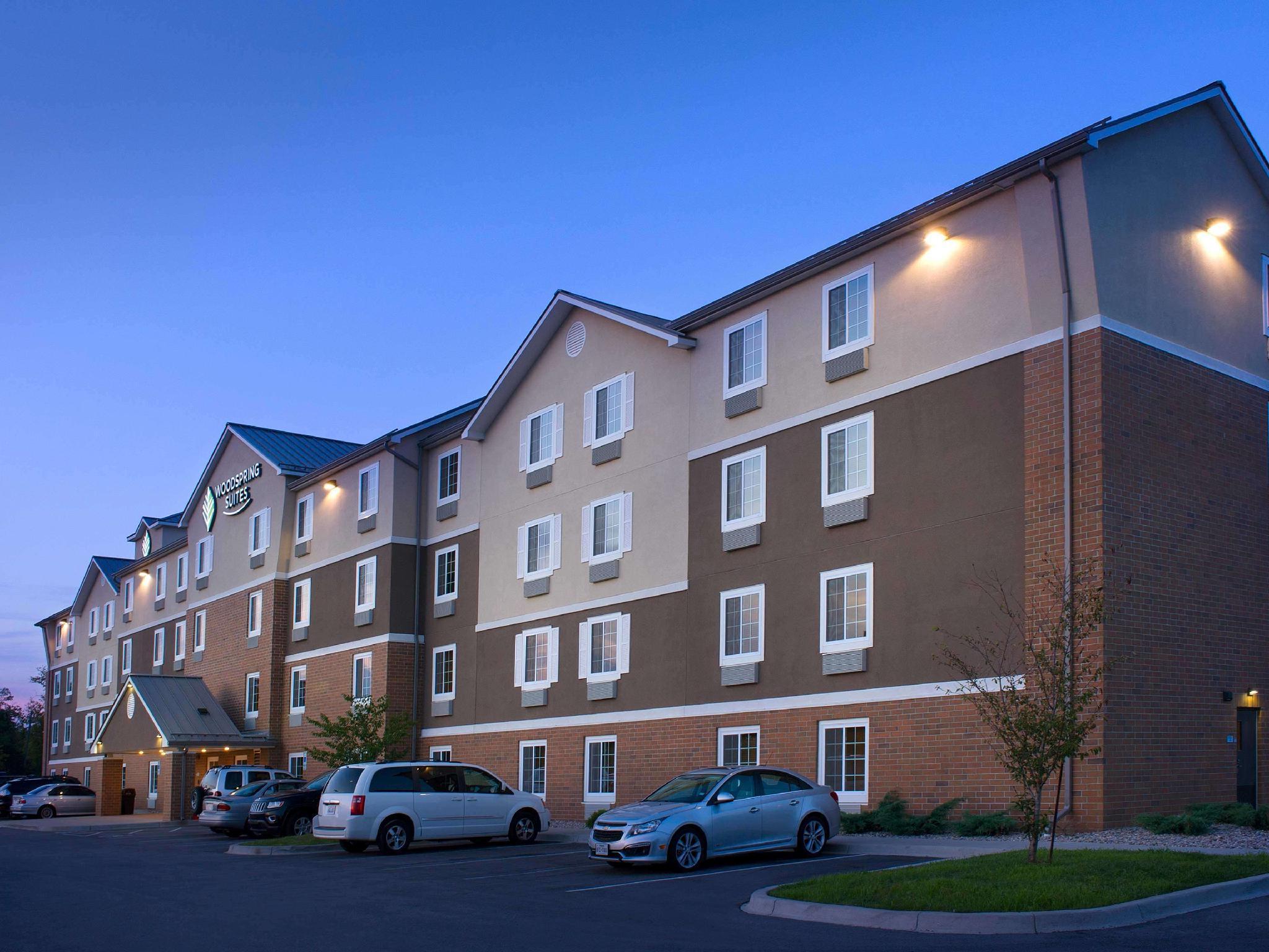 WoodSpring Suites Louisville Jeffersontown