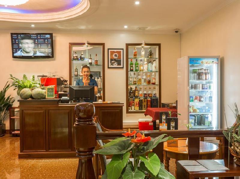 Cardamom Hotel Phnom Penh In Cambodia