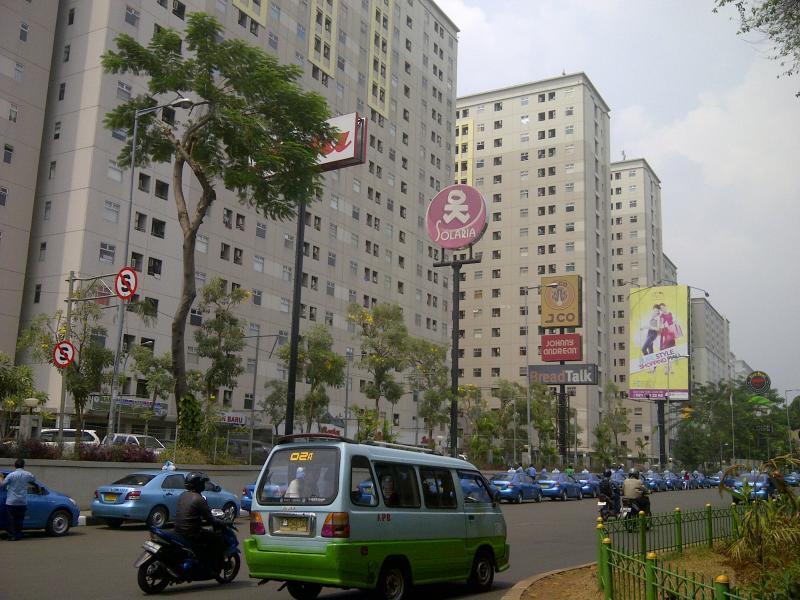 2BR Kalibata City Apartment   Blessing Mansion 2